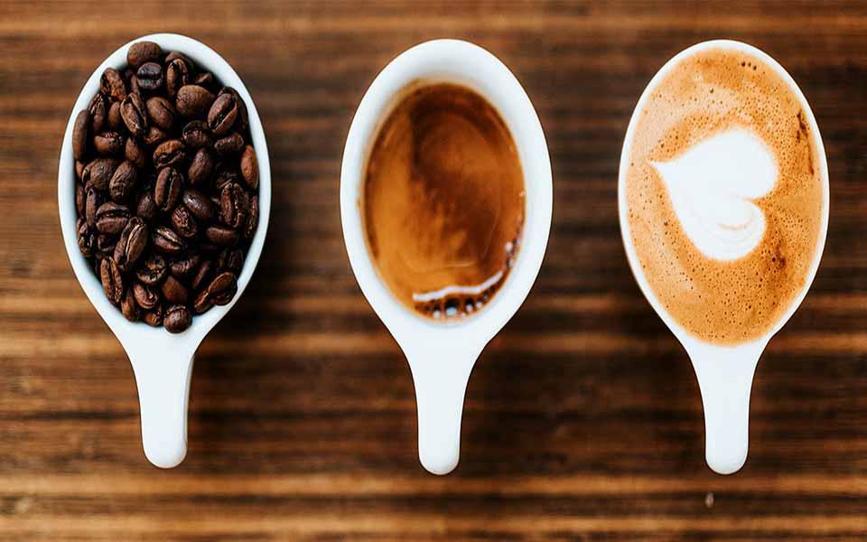 آسیاب کردن قهوه - تولید دانه قهوه