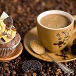 دانه قهوه طعم متنوع
