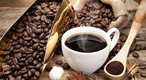 دانه قهوه برند لاواتزا