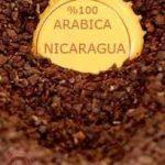 عرضه دانه قهوه کشورنیکاراگوئه