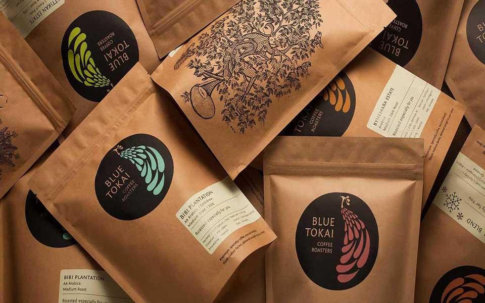 قهوه ترکیبی Blue Tokai Birthday - ارسال عمده دانه قهوه هند