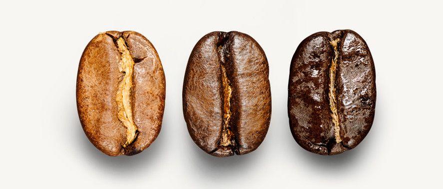 درجه رست قهوه
