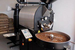 توزیع مستقیم دانه قهوه کشور برزیل