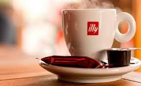 مرکزعرضه دانه قهوه برند ایلی (illy)