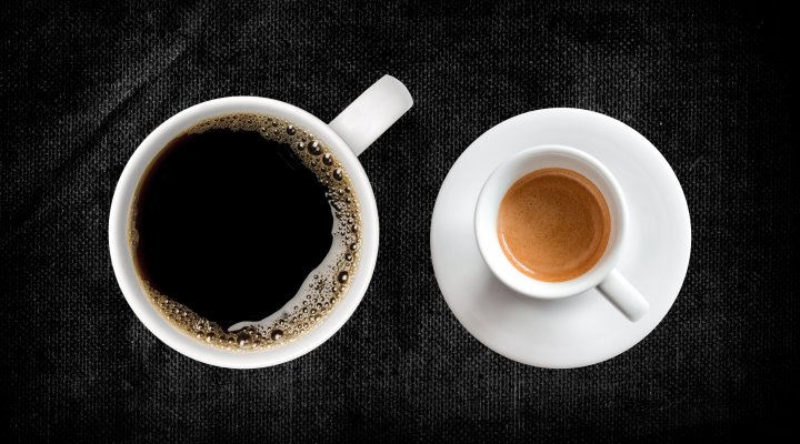 انواع دانه قهوه اسپرسو