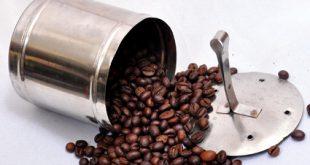 دانه قهوه چری