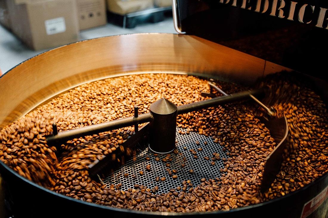 پخش انواع دانه قهوه