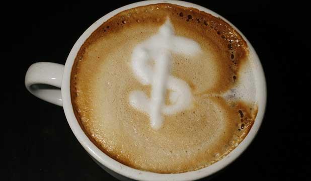 لیست قیمت قهوه