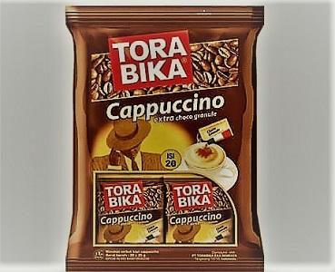 کاپوچینو تورابیکا باکیفیت