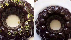 کیک شکلات مترو