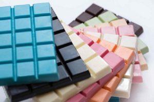تولید انواع شکلات دوریکا
