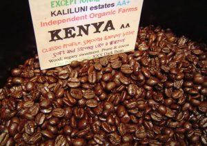 قهوه کنیا خوش طعم