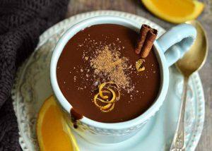 هات چاکلت فله ای
