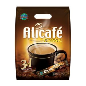 قهوه علی کافه کلاسیک