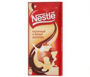 قیمت شکلات نستله اصل