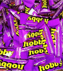 شکلات هوبی اصل