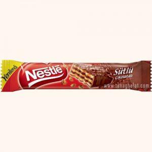 قیمت شکلات های نستله