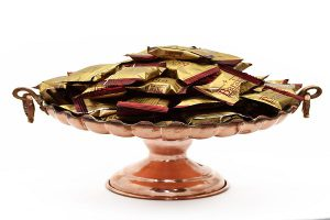 شکلات باراکا نارگیلی