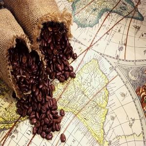 فروش قهوه برزیل