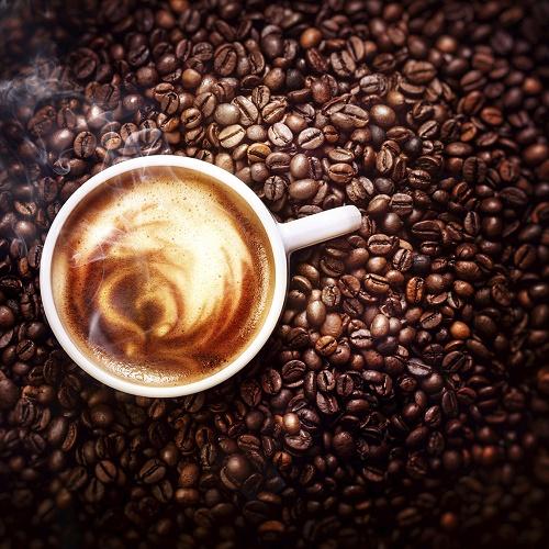 فروشنده دانه قهوه فرانسه