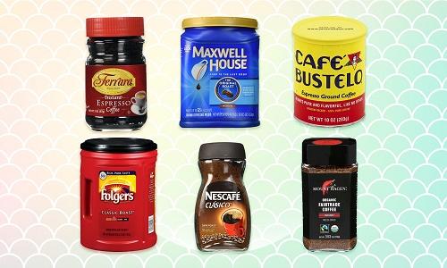پخشکننده قهوه فوری