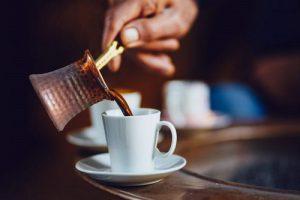 پخش قهوه ترک