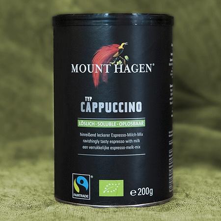 عرضه پودر قهوه کاپوچینو
