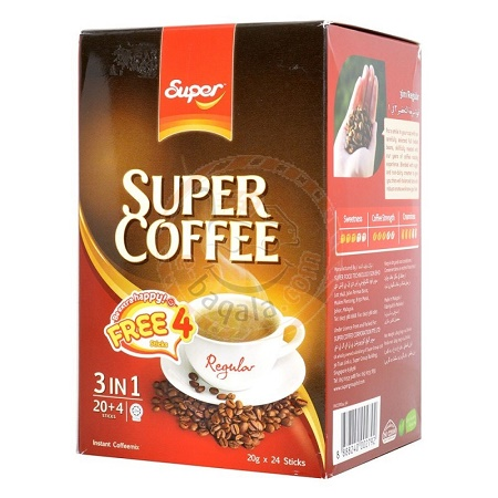خرید آنلاین قهوه 3in1