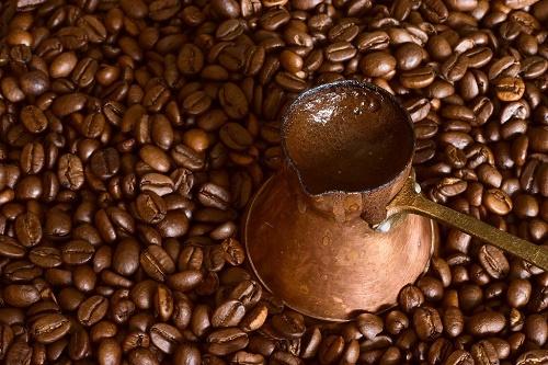 خریدار قهوه ترک