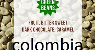 قهوه سبز کلمبیا