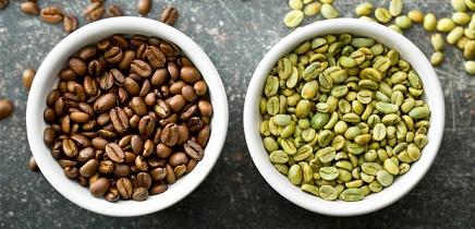 خرید دانه قهوه سبز