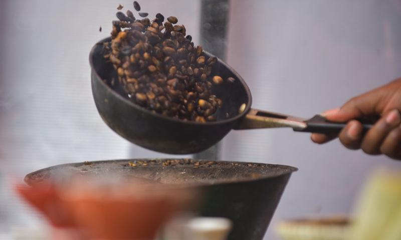 قهوه در فرهنگ مردم اتیوپی