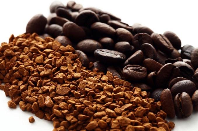 انواع قهوه فوری گلد