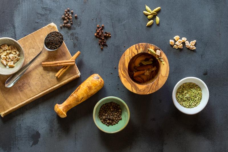 خرید بی واسطه چای ماسالا فله اصل