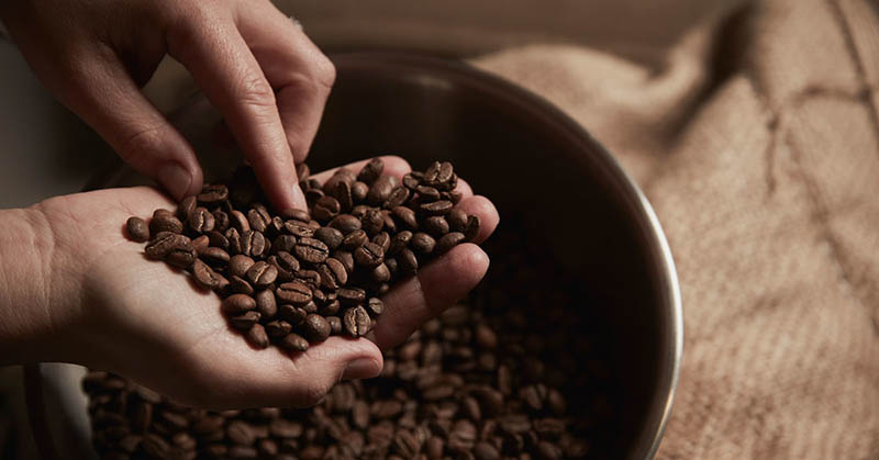 خرید مستقیم دانه قهوه کیلویی