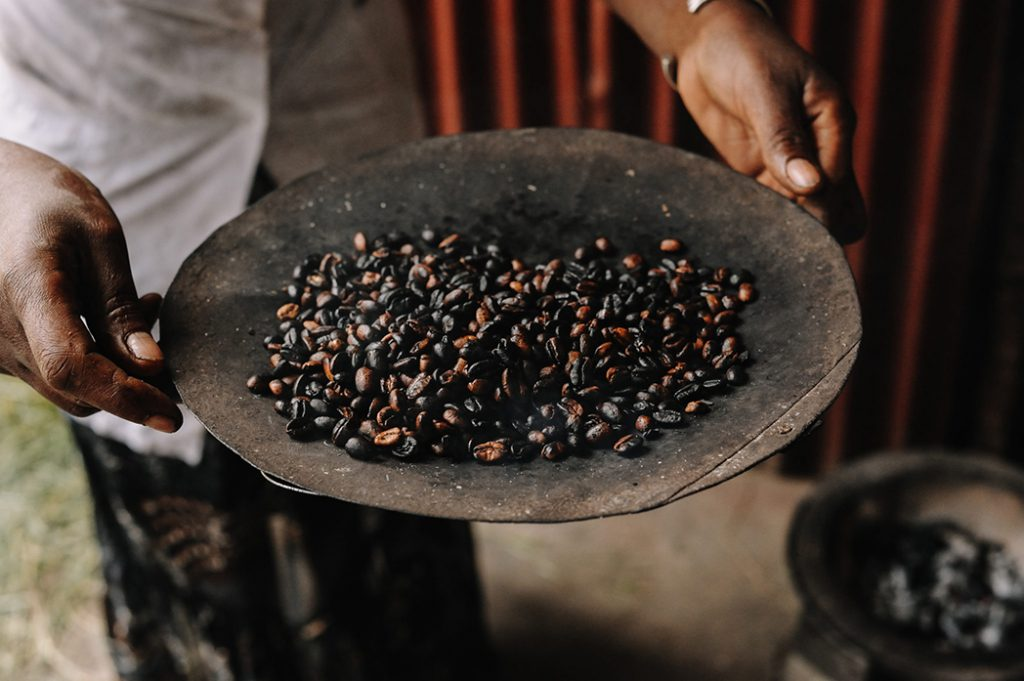 رست مخصوص قهوه اتیوپی یرگاچف Yirgacheffe