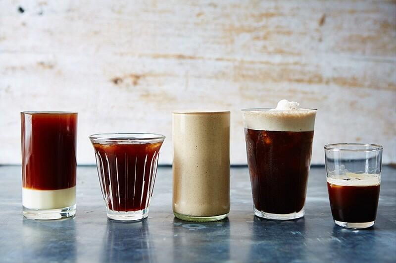 دانه قهوه روبوستا - انواع قهوه