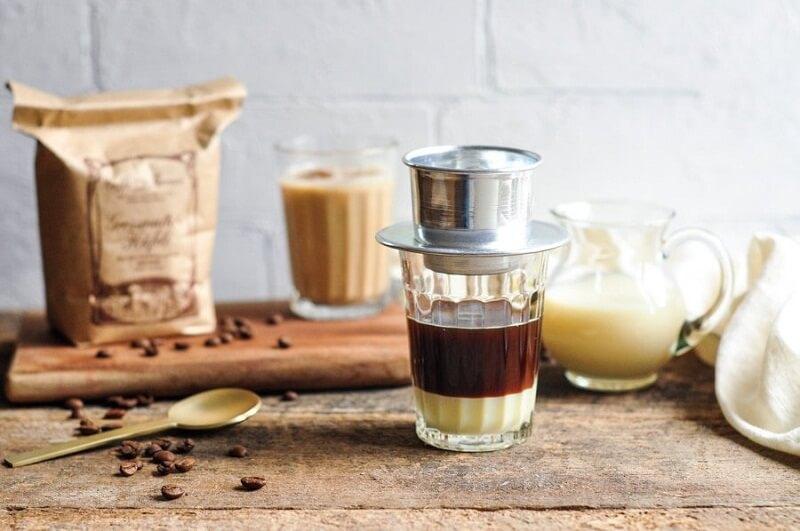 قهوه سیاه یا بلک کافی - انواع قهوه
