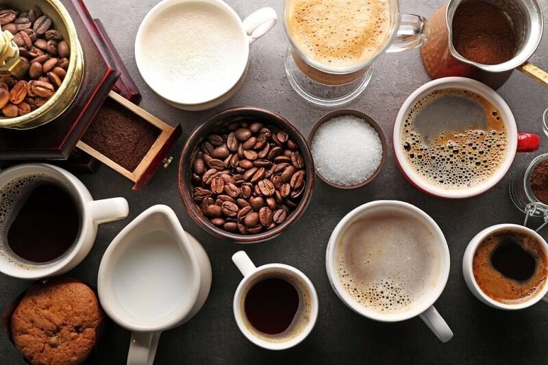 قهوه دوپیو - انواع قهوه