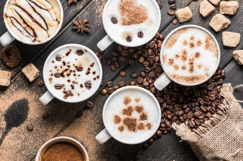 قهوه موکا - انواع قهوه