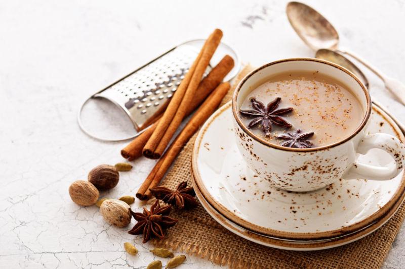 چای ماسالا فله بدون شکر