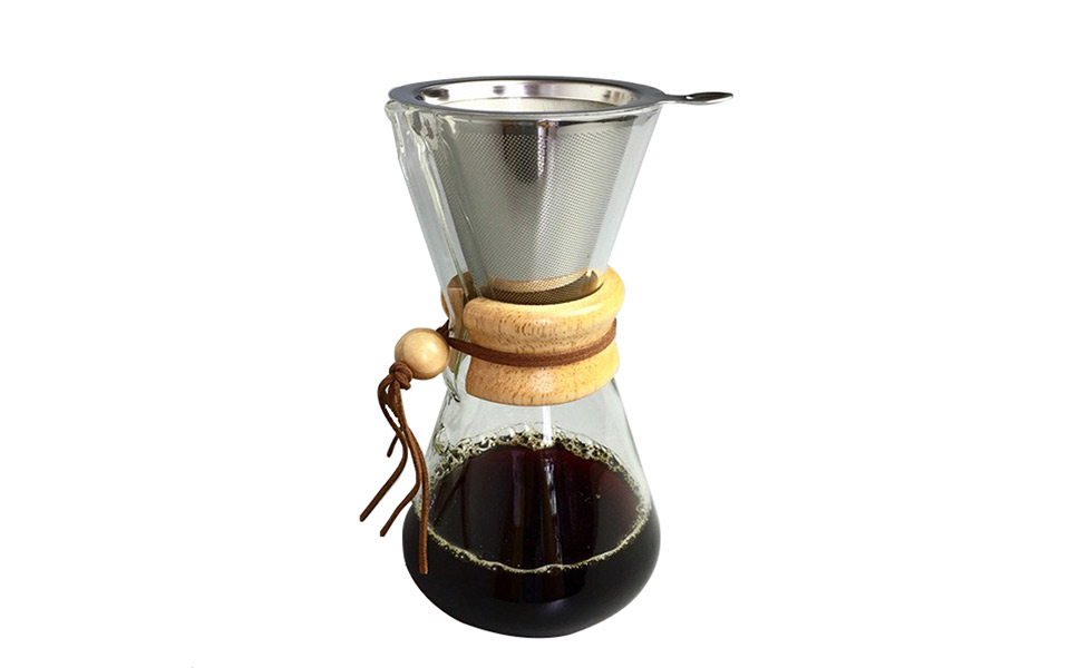 معرفی محصول قهوه ساز کمکس chemex