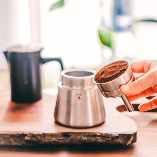 کار با موکاپات - قهوه سیراف