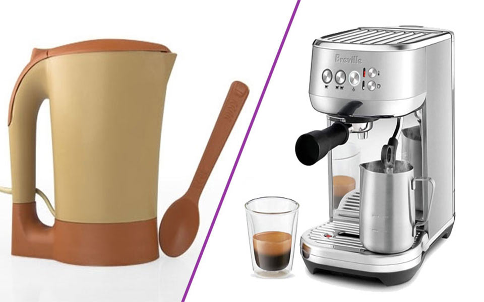 تفاوت قهوه ساز (نسل سوم) با اسپرسوساز