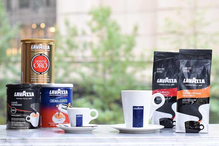 انواع محصولات ترکیبی قهوه لاوازا